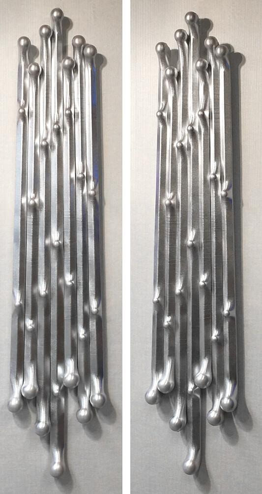 Reflections 10 Wall Sculpture