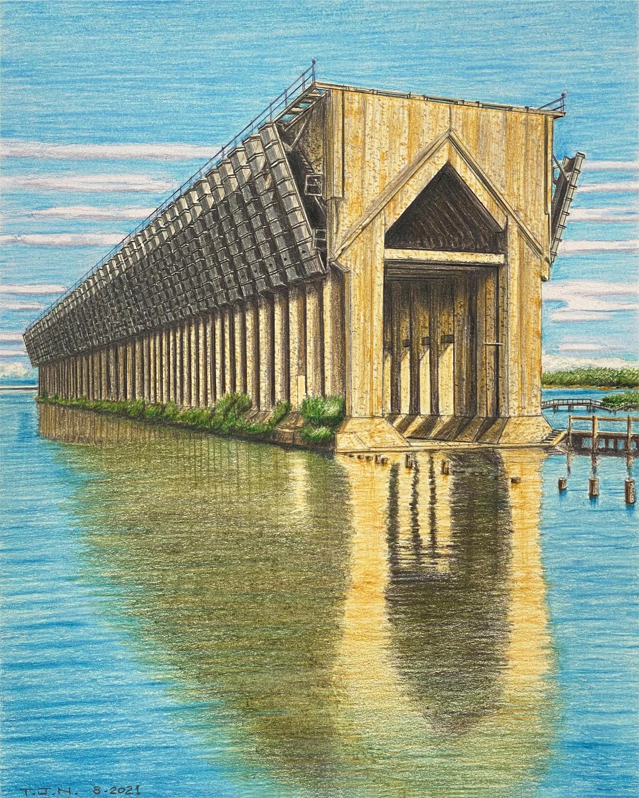 Old Iron Ore Dock